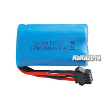 6.4V 800mAh Li-po Battery for Wltoys 18628 18629 18428 18429 Remote Control Car