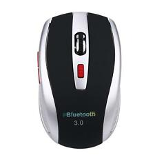 1600DPI Bluetooth3.0 Wireless Optical Mouse for Windows 7/8/10 Android PC Laptop