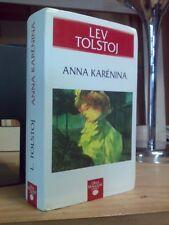 Lev Tolstoj - ANNA KARENINA - Ed. Orsa Maggiore 1994