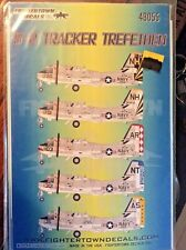 Fightertown Decals 1/48 FTD 48055 S-2 Tracker Trefethen