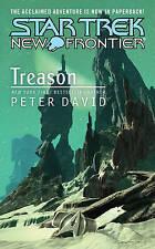 Star Trek: New Frontier: Treason by Peter David (Paperback, 2009)