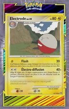 🌈Electrode - DP07:Tempête - 37/100- Carte Pokemon Neuve Française