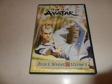 DVD  Avatar - Der Herr der Elemente, Buch 1: Wasser, Volume 3