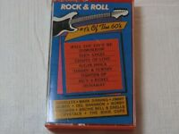 Rock & Roll #1's Of The 60's Cassette Tape Will You Love Me Tomorrow