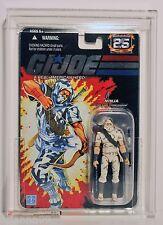G.I. Joe 25th Anniversary Storm Shadow (V2) AFA 85 NM+ C90 B85 F90 Hasbro 2007