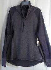 AVIA ELEVATED NECK PURPLE TOP ACTIVE WORK OUT JOG REFLECTIVE LONG SLEEVE  XXL 20