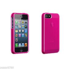 Étuis, housses et coques rose brillant en silicone, caoutchouc, gel pour téléphone mobile et assistant personnel (PDA)