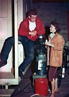 New 5x7 Photo: Movie Stars James Dean & Natalie Wood in Rebel Without a Cause