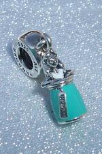 Authentic Pandora Disney Charm Bead Alice's Magic Potion Dangle 791897ENMX