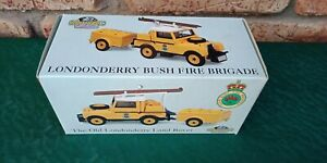 Matchbox Models Of Yesteryear 1/43 Scale 1948 Londonderry Bush Fire Brigade Mint