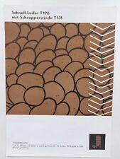 Speisequark DDR Original Plakat Werbung Reklame B-WARE Halle Ostalgie 60 x 84 cm