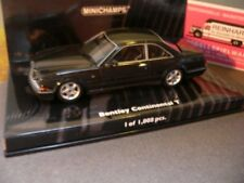 1/43 Minichamps Bentley Continental T 1996 schwarz 436139941