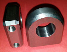 Heavy Duty Weld/Bolt on D-Ring,Clevis,hydraulic,Tractor,Offroad,heavy,mount