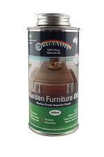 Organoil Garden Furniture Oil & External Oil CLEAR 500ml