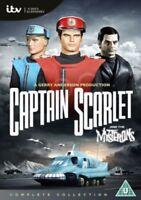 Capitano Scarlatto - The Complete Collection DVD Nuovo DVD (3711536833)
