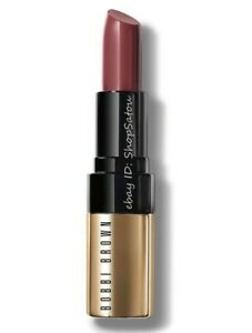 NIB BOBBI BROWN Luxe Lip Color Lipstick HIBISCUS #18 Full Size 0.13 oz / 3.8 g
