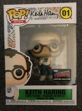 Keith Haring Funko POP! Artists 2019 NYCC Exclusive Official Comic Con Sticker