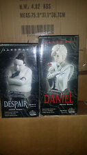 DC DIRECT VERTIGO MINI BUST 2 STATUES! DESPAIR & DANIEL! LAST 2! DEATH SANDMAN