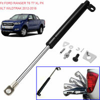 Vehicle Tailgate Gas Assist Slowdown Struts For FORD Ranger T6 T7 XL 2012-2016