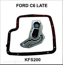 Auto Transmission Filter Kit FORD BRONCO 302 WINDSOR V8 SPFI . 85-87  (C6 tra