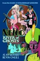 Nemo River of Ghosts  IDW Alan Moore Kevin O'neill  Hardcover