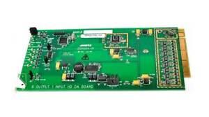 Evertz 500DA-HD 1x8 HD Outputs DA Distribution Amplifier 500FR SD/SDI/HD/ASI