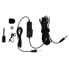 BOYA Lavalier Lapel Clip-on Condenser microphone For SmartPhone Omni-directional