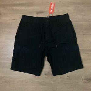New Superdry Utility Cargo shorts Slim Chino Jeans Joggers Pants Board M General