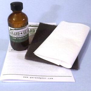 M1 Garand Raw Linseed Oil refinishing Kit