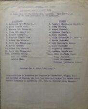 More details for sunderland boys v stanley boys team sheet 1978/79