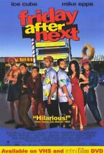 Friday After Next Movie POSTER 11 x 17, Ice Cube, Mike Epps, A, USA NEW