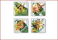 VAN0207 Orchids 4 pcs