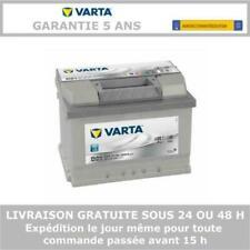 Varta Silver Dynamic D21 Batterie de Voiture 12V 61Ah 610A 561400060 242x175x175