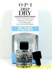 OPI #01103- Drip Dry Lacquer Drying Drops - 0.3oz / 9ml ---Ready Ship---
