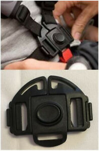 UPPAbaby Cruz Stroller 5 Point Seat Buckle Waist Harness Clip Replacement Part