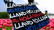 Holland Tote Bag. Very high quality. Authentic Holland Souvenir