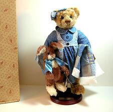 Collectible Teddy Bear, Gund, Barton's Creek, Tosha & Tiggs, Artist Bear
