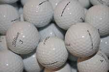 50 TITLEIST PRO V1 GOLF BALLS AAA/3RD CONDITION  * FREE TEES*