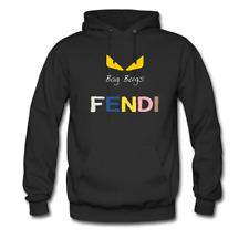 Hoodies Men's Clothing logo fashion fendi1183 Men size regular S M L XL XXL