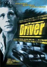 THE DRIVER NEW DVD