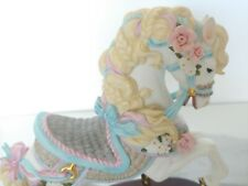 1987 Lenox Carousel Horse - First in Series ~ Euc