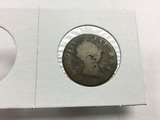 1766 Irish Half Penny looks cast