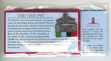 Canadian Lapel Pin to Commemorate the Battle of Vimy Ridge