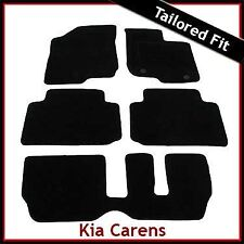 Kia Carens Manual (2007 2008 2009 2010 2011) Tailored Fitted Carpet Car Mats