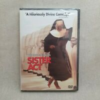 Sister Act - DVD- New Sealed- Widescreen