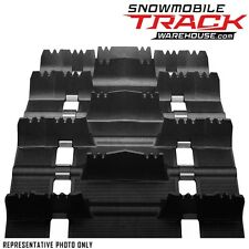 "CAMOPLAST CHALLENGER Snowmobile Track 15"" x 136"" x 2.0"" Lug Fully Clipped, 9797M"