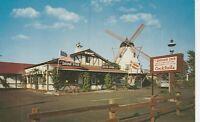 *(N)  Solvang, CA - Danish Inn Restaurant - Exterior and Signage - Street View