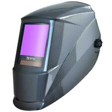 New listing Electric Arc Welding Helmet Auto Darkening Solar Powered Adjustable Head Gear