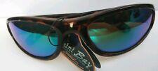 Bimini Bay Sunglasses T-BBAG tortoise shell  frame AMBER Lens green