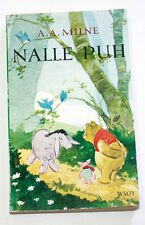 A. A. Milne - NALLE PUH (WINNIE-THE-POOH) - WSOY (Finland) 1991
